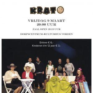 Toneel Vereniging Krato @ Kulturhus Vorden | Vorden | Gelderland | Nederland