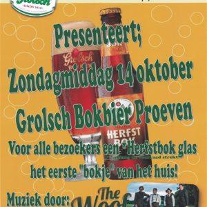 Grolsch Bokbier Proeven in het Kulturhus @ Kulturhus | Vorden | Gelderland | Nederland