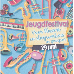 Jeugdfestival voor blazers en slagwerkers in groepen @ Kulturhus Vorden | Vorden | Gelderland | Nederland