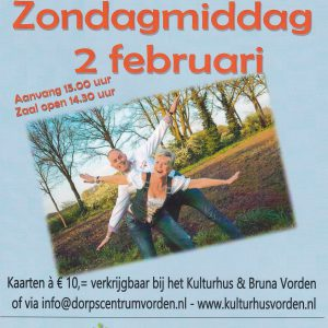 Brook Duo @ Kulturhus Vorden | Vorden | Gelderland | Nederland