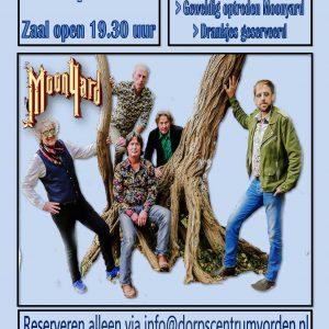 Moonyard @ Kulturhus Vorden | Vorden | Gelderland | Nederland